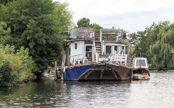 Slumboat at Hurst Park
